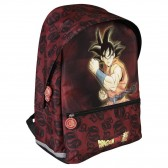 Dragon Ball Super Goku negro 44 CM - 3 mochila de Cpt