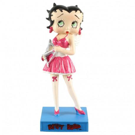 Figura a Betty Boop Cupido - colección N ° 58