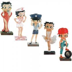 Lote de 10 figuras de Betty boop Betty Boop Show colección - serie (1-11)