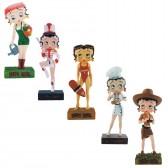 Lotto di 10 Betty Boop figure da collezione - figurina (22-31)