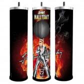 Router de cenicero Johnny Hallyday Concert