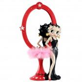 Specchio Betty Boop divina - numero di modello: Modello n ° 3