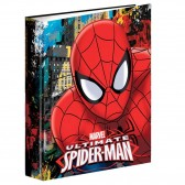 Workbook A4 Spiderman Dark 34 CM