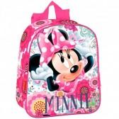 Sac à dos Minnie Cutie 28 CM maternelle