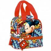 Sac goûter Mickey Hello - sac déjeuner