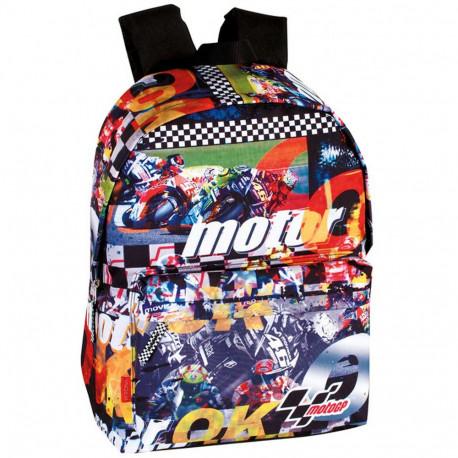 Moto GP OK 42 CM high-end backpack
