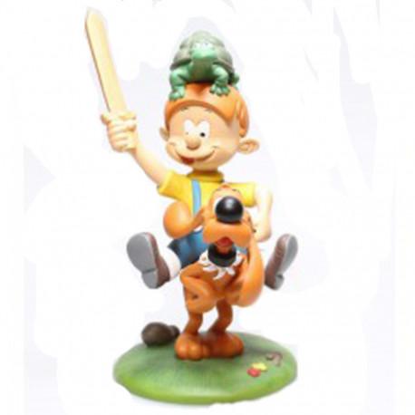 Figurine Boule Et Bill Et Caroline 13 Cm