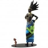 Figurine Karaba et Kirikou