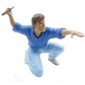 Figurine Largo Winch Couteau 15 CM