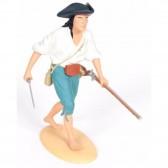 Figurine di 15 CM di Largo Winch coltello