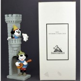 Candeliere Mickey 25cm