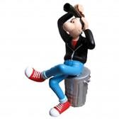 Figurina di Joe Bar Manchzeck 15 CM