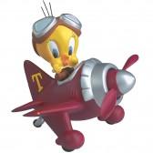 Figurine Titi Aviateur 18 CM
