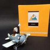 Figurine Mickey Pilote 20 CM