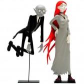 Figurine Grand Vampire et Aspirine 26 CM