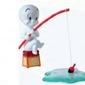 Figurine Casper Pêche 13 CM