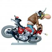 Beeldje Brasletti Ducati 35 CM