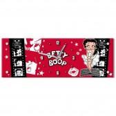 Rechthoek klok Betty Boop film 57 CM
