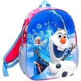 Mochila escolar Frozen 3D 34 CM