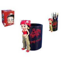 Betty Boop Bandana pencil pot