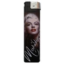 Encendedor de Marilyn Monroe negro XXL
