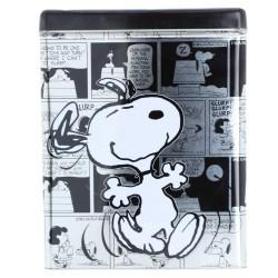 Scatola metallo Snoopy