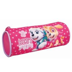 Chica de cachorros mejor patrulla Pat 20 CM redonda Kit