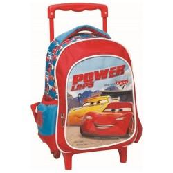 Rolling maternal trolley Cars Power 31 CM - satchel bag