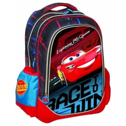 Cars Race 43 CM - satchel backpack