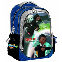 Super 4 Playmobil 43 CM - 2 Cpt backpack
