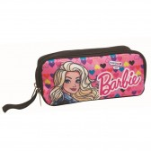 Trousse ovale Barbie - 2 Cpt