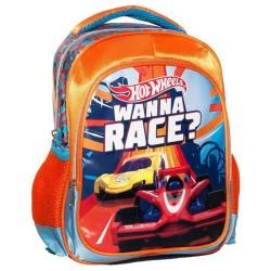 Hot Wheels Race 31 CM maternal backpack