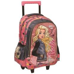 Rolling Barbie XOXO 43 CM - Trolley Bag