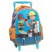 Rollen van Playmobil Super 4 Alex 31 CM moeders, trolley tas