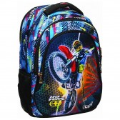 No Fear backpack Digital Wolf 45 CM - 2 Cpt