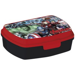 Box lunch Avengers 16 CM