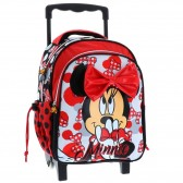 Rolling Minnie sewing native 3D 31 CM bag