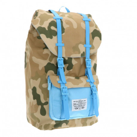 Paso clear camouflage bib 45 CM backpack