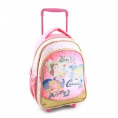 Rolling Backpack Minnie Mouse Love maternal 30 CM