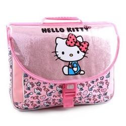 School bag Hello Kitty Glitter 41 CM