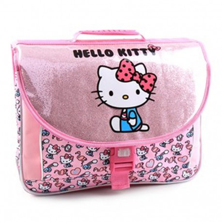 Cartable Hello Kitty Glitter 41 CM