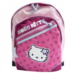 Backpack Hello Kitty 45 CM pink top of range