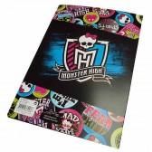 Cahier grand modèle Monster High 29 CM