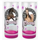 Set van 2 mokken paard