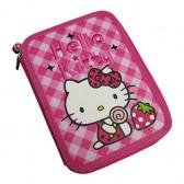 Trousse garnie Fraise Hello Kitty
