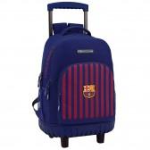 Rolling Backpack FC Barcelona Legend 45 CM Premium Trolley - Binder FCB