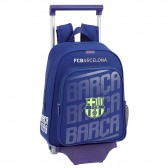 Rolling Backpack FC Barcelona Corporate 34 CM Premium Trolley