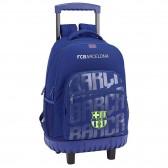 Backpack skateboard FC Barcelona Fluo 45 CM trolley premium - Binder FCB
