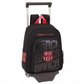 FC Barcelona Fluo 34 CM rolling bag kindergarten upscale - Binder FCB