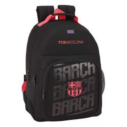 FC Barcellona nero 42 CM ergonomico - 2 Cpt zaino